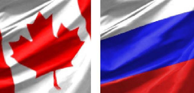 Канада — Россия
