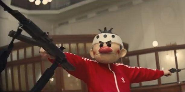 Майор Гром кинокомикс ограбление оружие