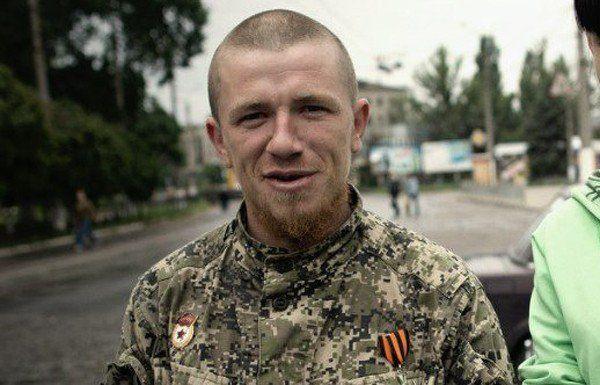 "Арсен Павлов ""Моторола"""