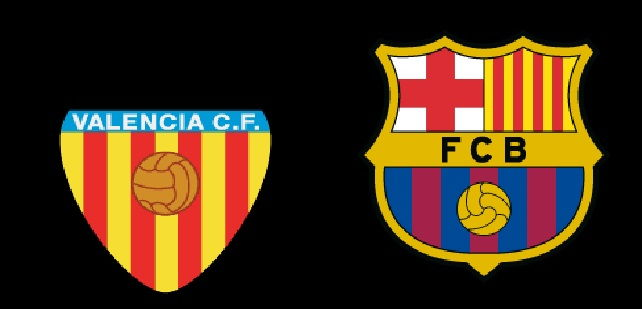 Валенсия — Барселона