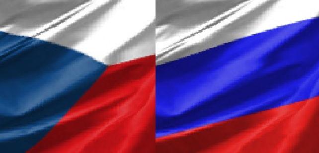 Чехия — Россия