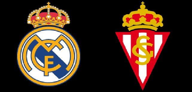 Реал Мадрид — Спортинг Хихон