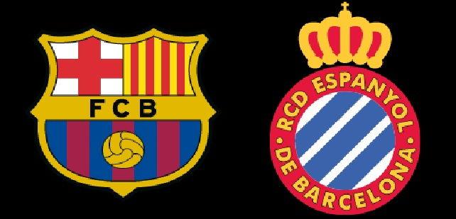 Барселона — Эспаньол