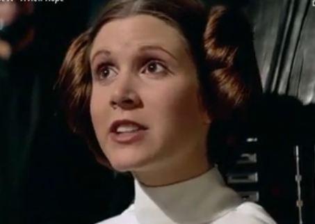 Кэрри Фишер. Названа причина смерти принцессы Леи из Звездных войн