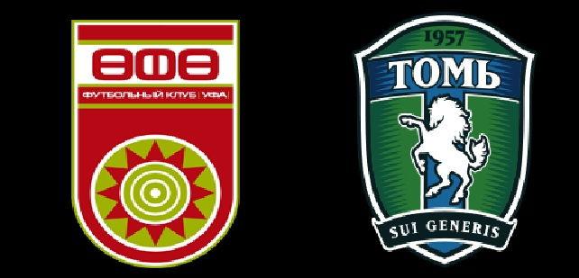 Уфа — Томь