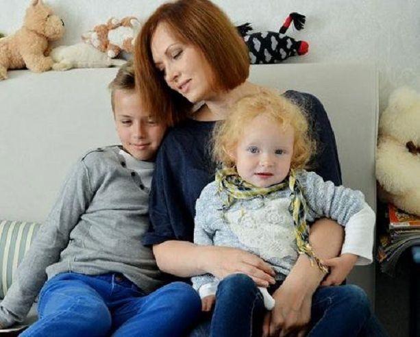 Елена Ксенофонтова дети