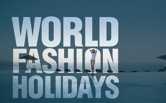 Виктория Якубовская в World Fashion Channel