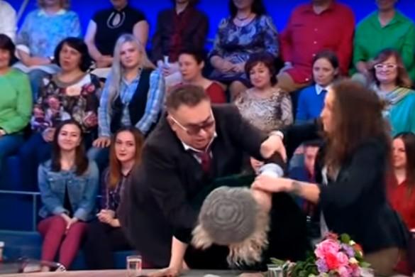 Татьяна Васильева и Садальский