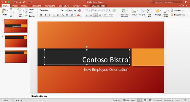 Как сделать презентацию в Microsoft PowerPoint