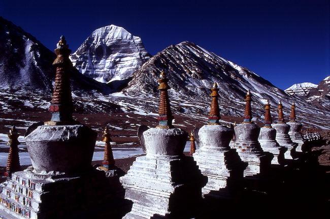 Священная гора Кайлас