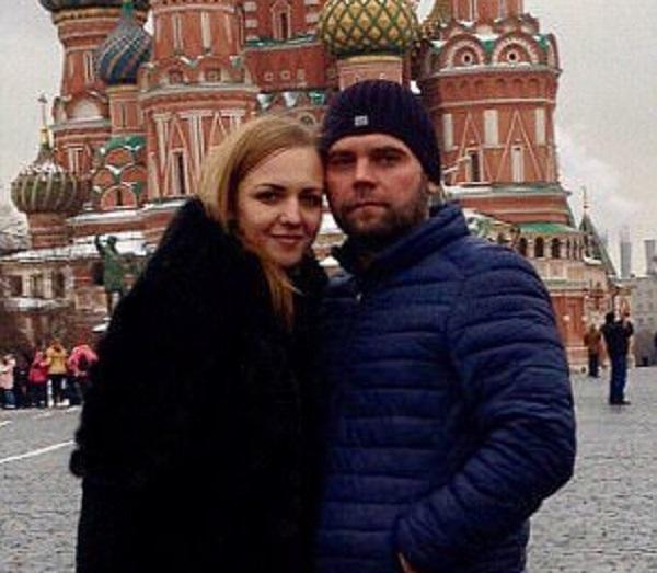 Анастасия Овсянникова Максим Грибанов
