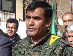 Главнокомандующий курдскими отрядами бойцов YPG Сипан Хемо (Sipan Hemo)