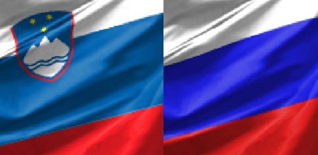 Словения — Россия