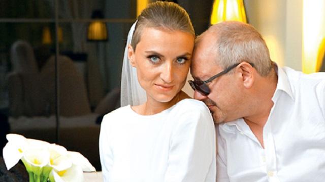 Ксения Бик Дмитрий Марьянов свадьба