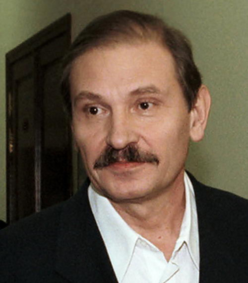 Глушков Николай Алексеевич