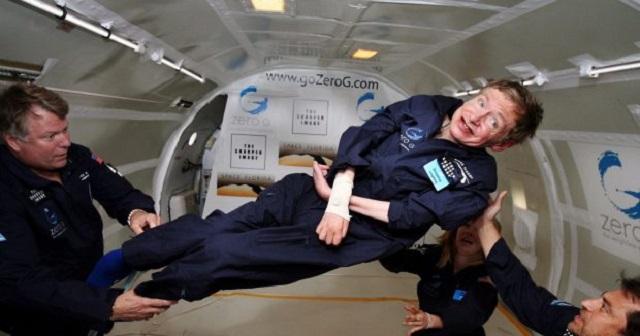 Стивен Хокинг космос