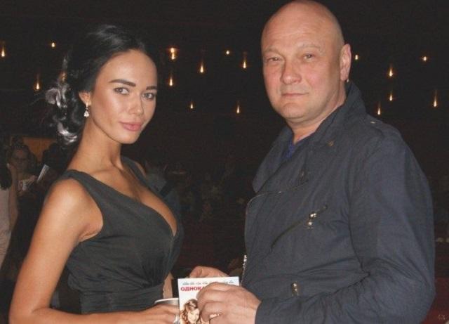 Сергей Гинзбург Яна Кошкина