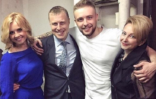 Егор Крид сестра, семья