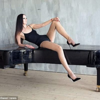 Екатерина Лисина длинные ноги рекорд
