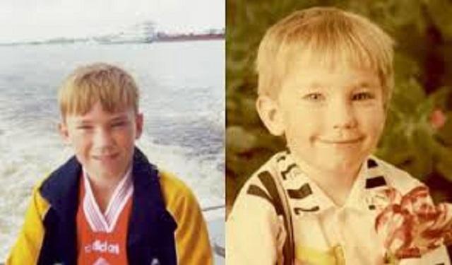 Александр Петров детские фото в детстве