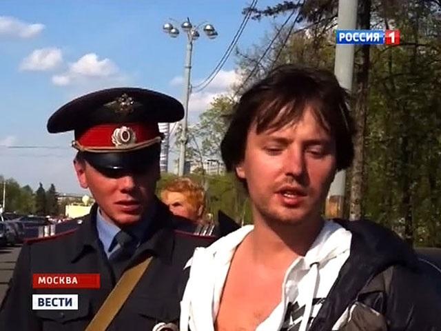Виталий Грачев (Витас) пьян