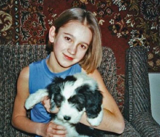 Ольга Бузова в детстве детские фото