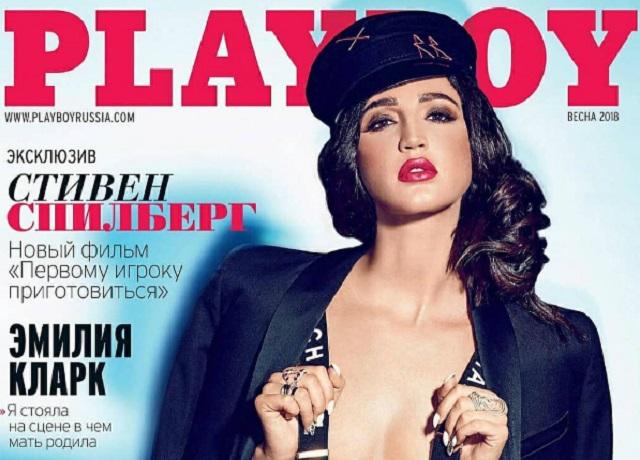 Ольга Бузова Playboy