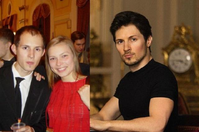 Павел Дуров до и после Дарья Бондаренко