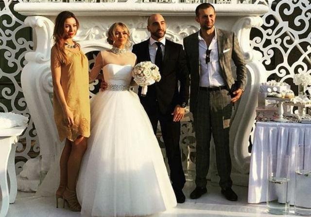 свадьба Анна Хилькевич Артур Волков