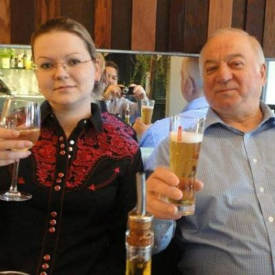 Сергей Скрипаль дочь Юлия