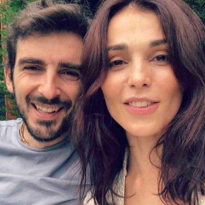Сати Казанова и ее муж Стефано Тиоццо