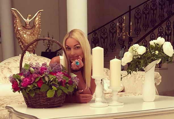 Анастасия Волочкова нашла нового богатого любовника