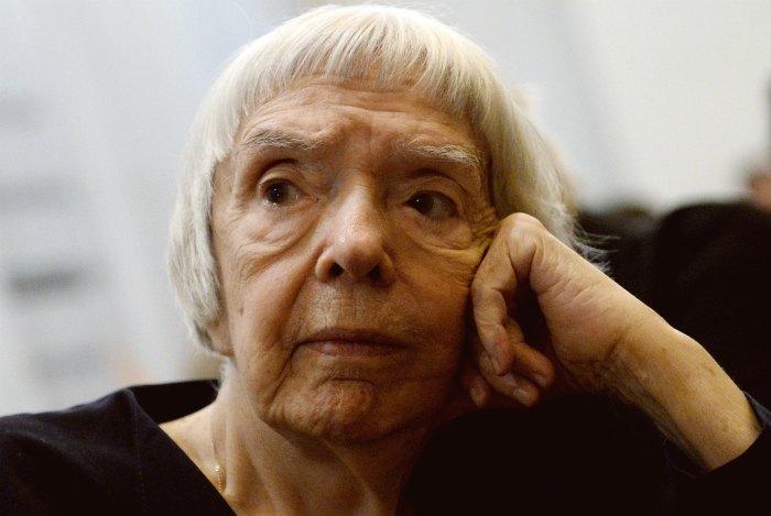 Правозащитник Людмила Алексеева