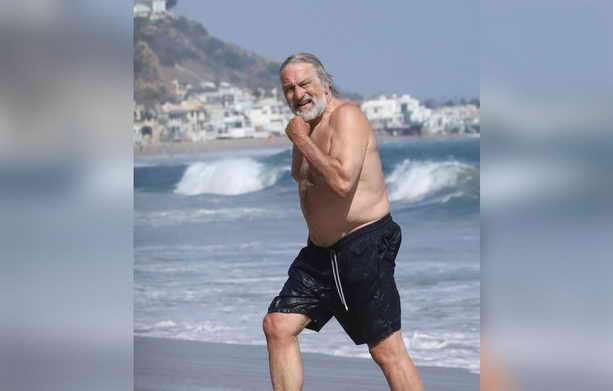 Роберт де Ниро 75 лет - это всего лишь состояние души а не тела