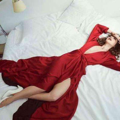Дакота Джонсон снялась в эротической фото сессии для глянца Vogue