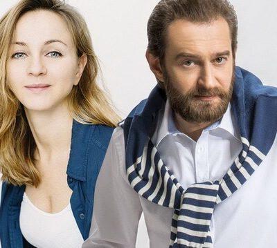 Константин Хабенский и Ольга Литвинова