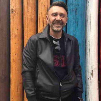 Сергей Шнуров - лидер группы Ленинград
