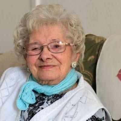 101-летняя Бетти Ньюшэм знает секрет долголетия