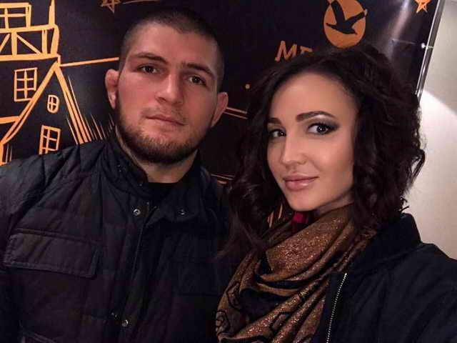 Ольга Бузова и Хабиб Нурмагомедов объявлены британцами мужем и женой