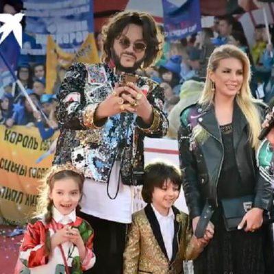 Филипп Киркоров и Екатерина Гусева