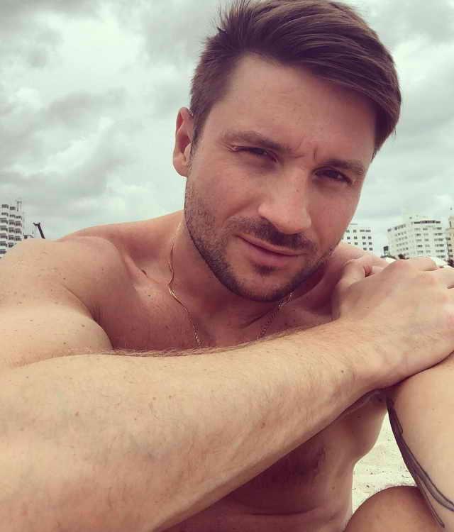 Сергей Лазарев имеет одну из лучших фигур среди шоубизнеса