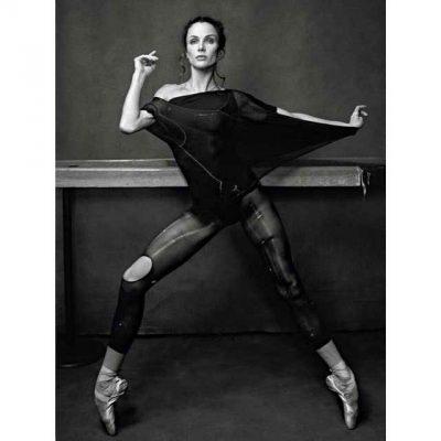 Мария Абашева артистка балета, прима-балерина Санкт-Петербургского Театра балета Бориса Эйфмана