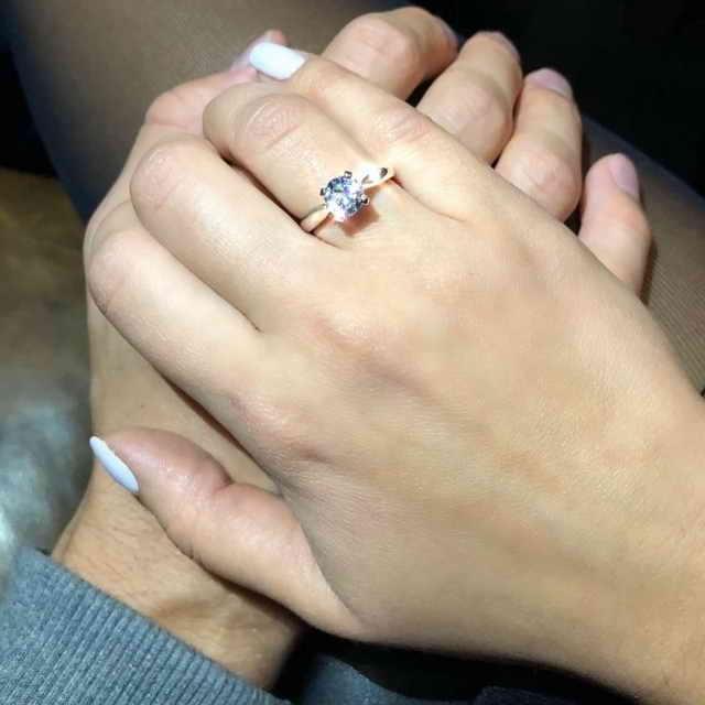 Мишель Серова выходит замуж за таинственного незнакомца
