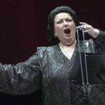 Монсеррат Кабалье оперная певица с легендарным бельканто