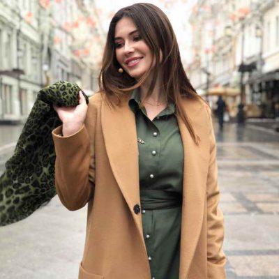 Ольга Ушакова ведущая Доброе утро на Первом канале