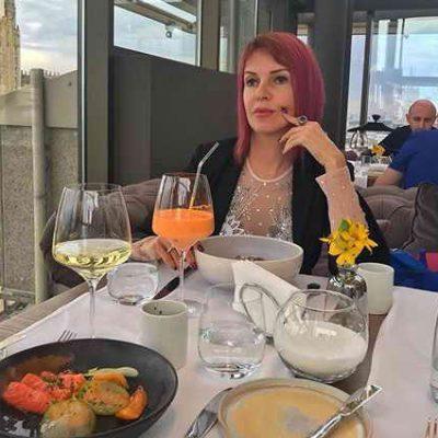 Певица Наталья Штурм