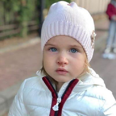 Младшая дочь Ксении Бородиной Теона