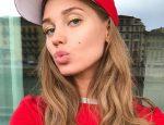 Кристина Асмус обожает фаст-фуд