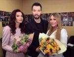 Денис Клявер Эвилина Бледанс и Юлия Началова на НТВ