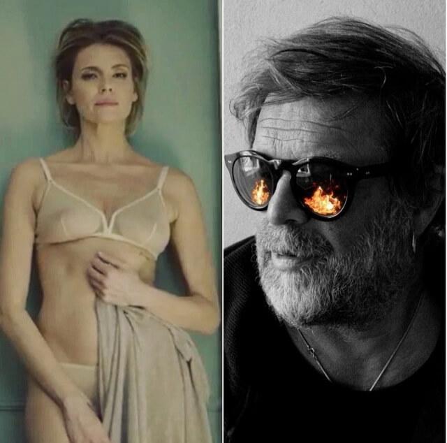 Любовь Толкалина и Борис Гребенщиков романтическая пара